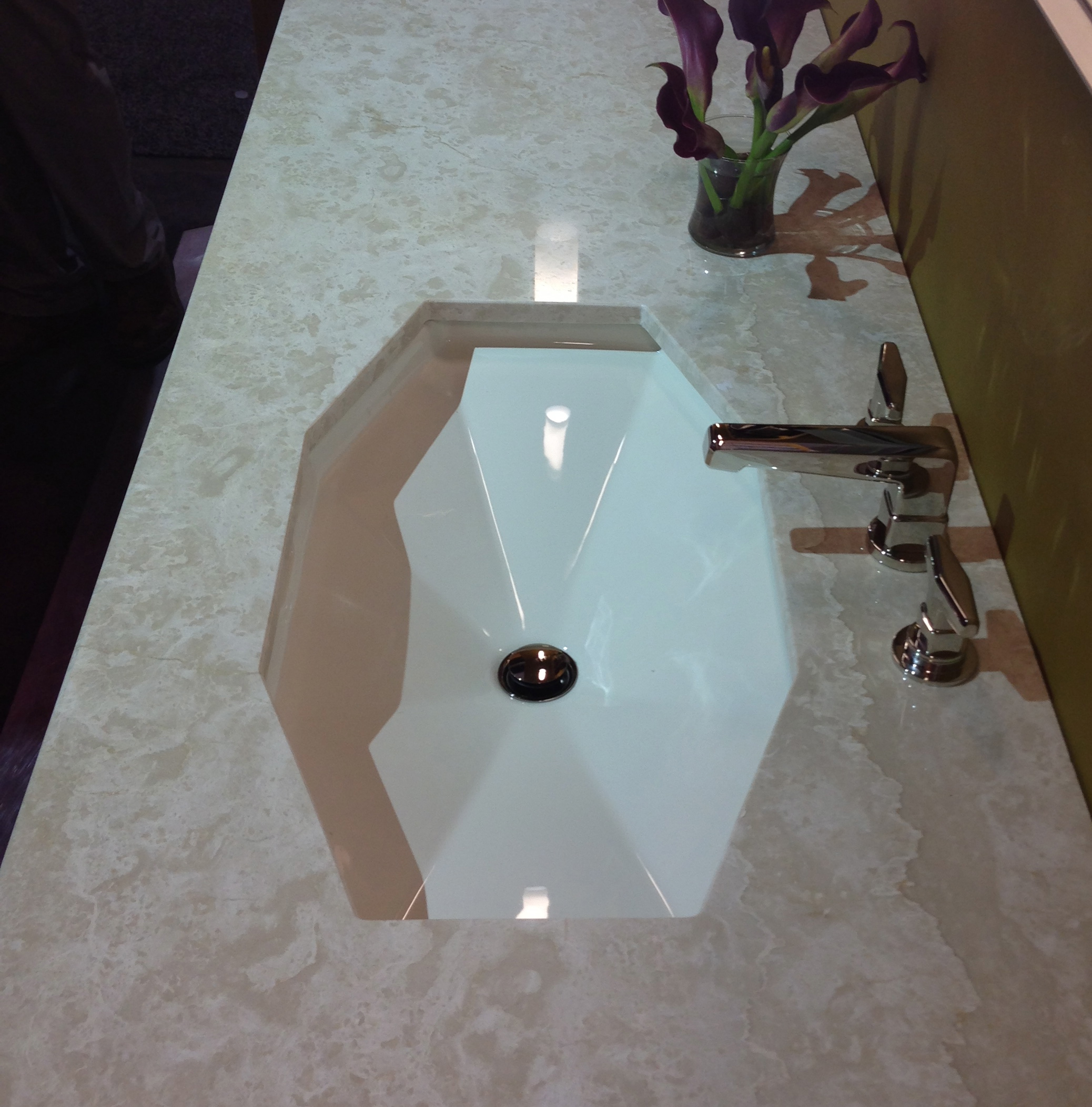 Kallista Bathroom Sinks. Cast Iron Whirlpool. Wall Mount Sink ...